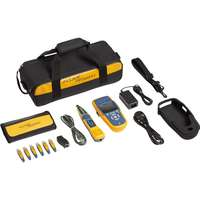 Includes LinkRunner AT 2000, IntelliTone Pro 200 Probe, WireView Cable IDs #2-6 and deluxe carrying case