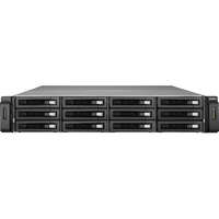 QNAP VIOSTOR NVR: 12BAY RACK MOUNT TYPE: 64CH