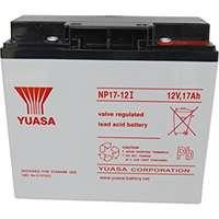 Y17-12  YUASA 17AMP 12 Volt Battery