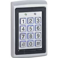 DG500 Illuminated weatherproof keypad and prox reader