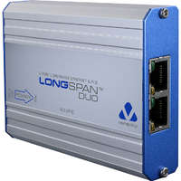 LONGSPAN Duo (long-range POE-in, 2 POE-out)