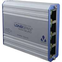 LONGSPAN Max Quad Camera device, with high-power POE
